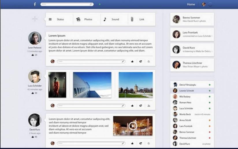 facebook cambia