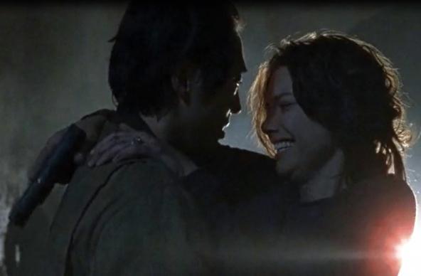 """Glenn e Maggie riusciranno a rivedersi nella quindicesima puntata di """"The Walking Dead"""""""