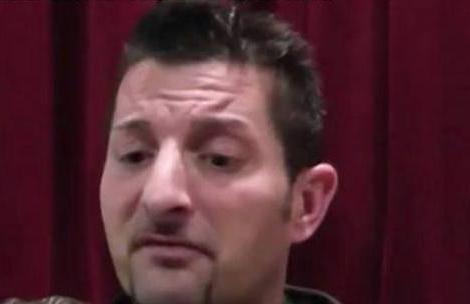 """Antonio, il 33enne intervistato da """"Le Iene"""""""