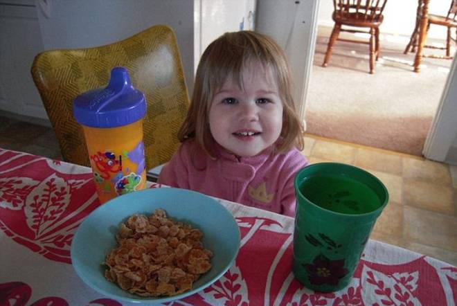 La piccola Madeline, 2 anni, vittima della follia della sua babysitter