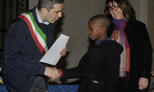 """Riconoscimento """"ad honorem"""" (Foto: la Repubblica)"""