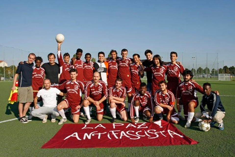 La squadra La Paz di Parma