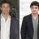 Raoul Bova e Riccardo Scamarcio