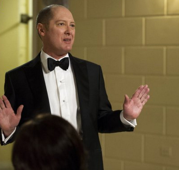 "Grande ritorno di James ""Red"" Spader in ""The Blacklist"""