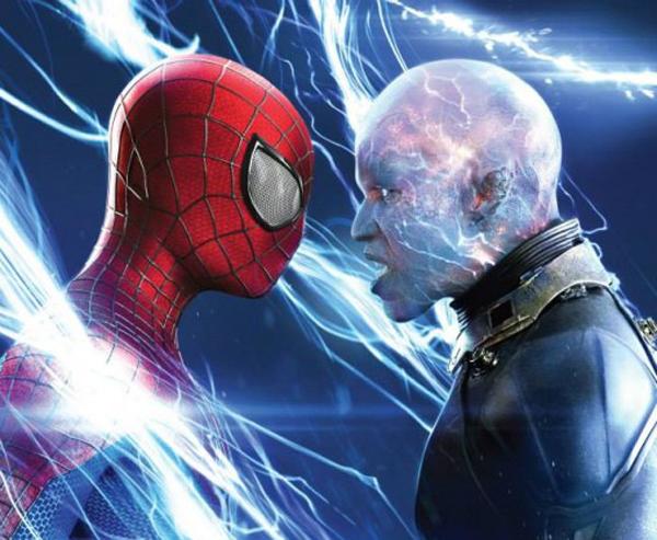 Spider-Man VS Electro è lo scontro più atteso del sequel