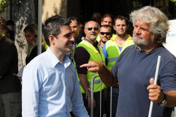 Grillo Pizzarotti delusione M5s