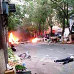 Attentato nello Xinjiang, Cina