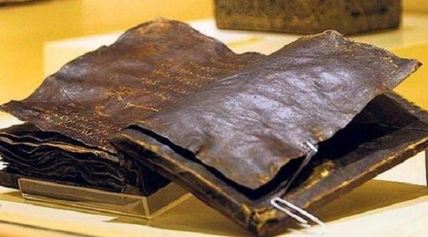 Bibbia ritrovata in Turchia