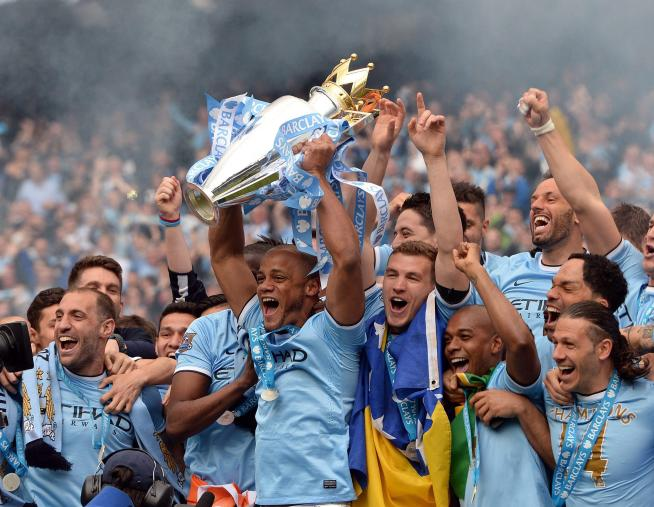 manchester city campione