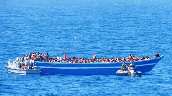 migranti Modica