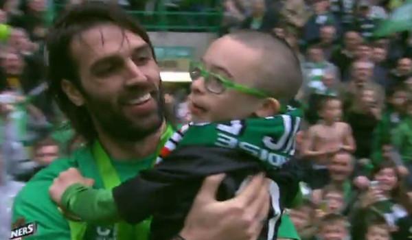Capitano del Celtic, Samaras