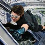 "Superguanti in ""Mission Impossible"""