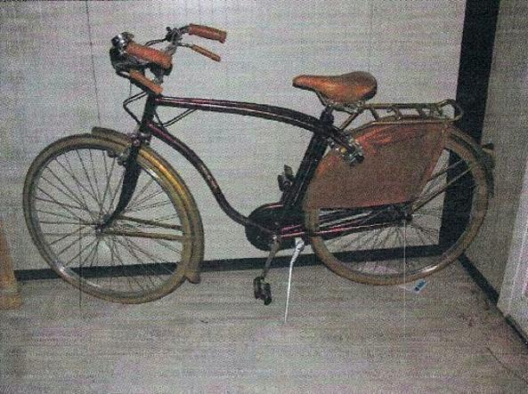 La bicicletta di Stasi, prova regina nel caso di Chiara Poggi