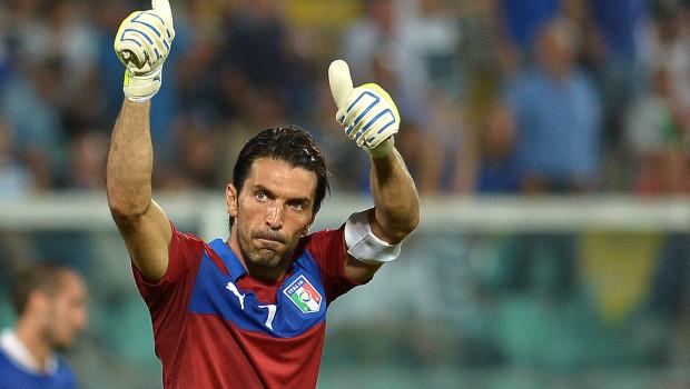 Buffon salterà il match d' esordio dell' Italia ai Mondiali