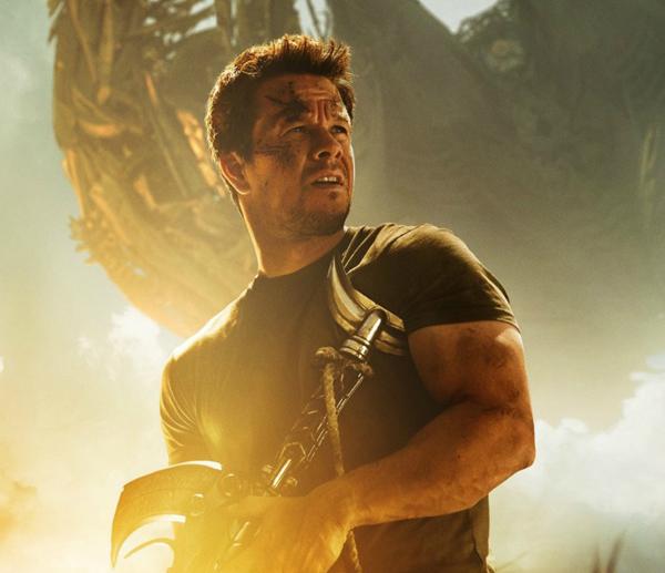Mark Wahlberg, protagonista del quarto capitolo dedicato ai Transformers