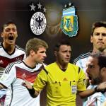 Germania argentina finale mondiali
