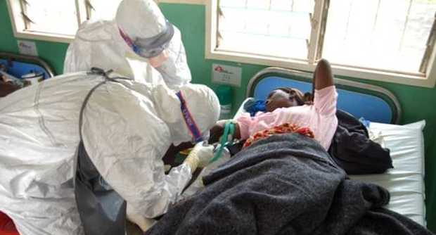 ebola oms