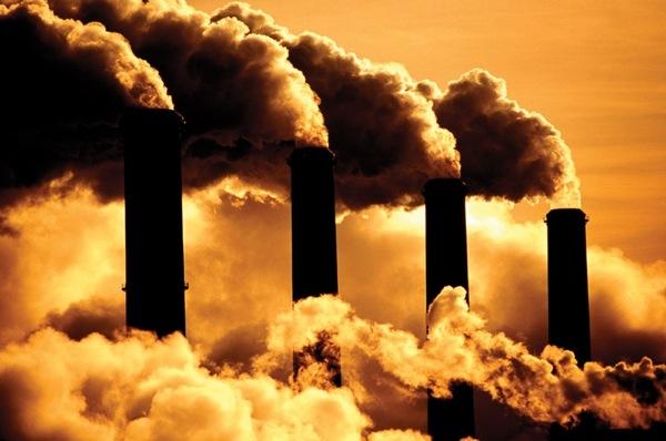 inquinamento effetto serra