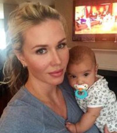 Jessica Arrendale e sua figlia