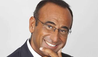 Carlo Conti, prossimo conduttore del Festival di Sanremo