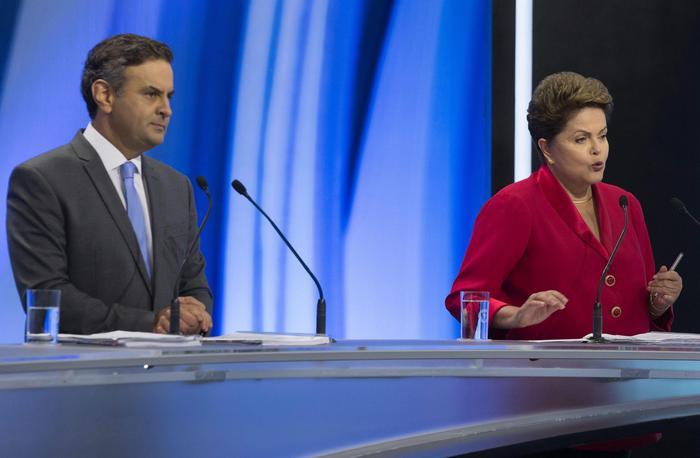 PRESIDENZIALI IN BRASILE, SI SGONFIA IL 'CICLONE MARINA'
