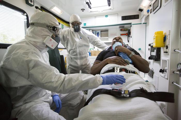 Ebola: infermiera contagiata in Texas