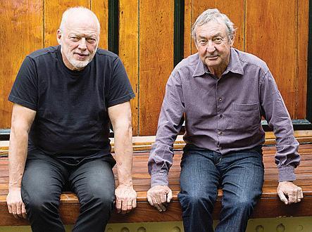 "David Gilmour e Nick Mason, ""superstiti"" dei Pink Floyd"