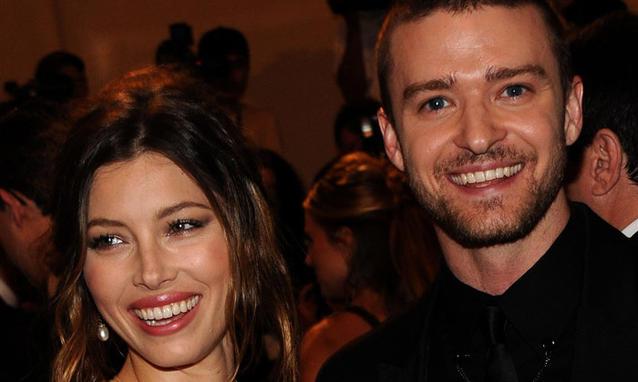 Jessica Biel e Justin Timberlake