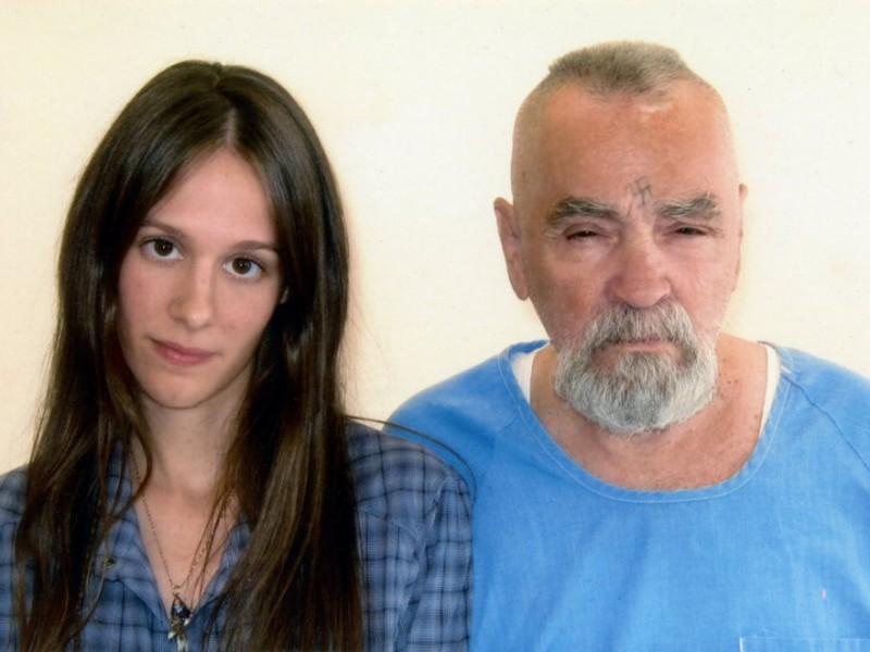 Afton, la giovane donna che sposerà Manson