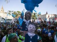sindacati manifestazione statali