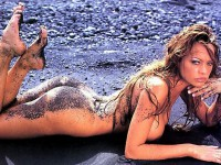 Anna Falchi nuda