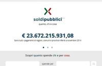 Soldipubblici.gov.it: ecco come vengono spesi i soldi dei contribuenti