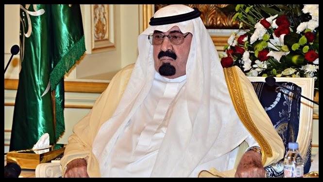 Arabia Saudita re Abdullah