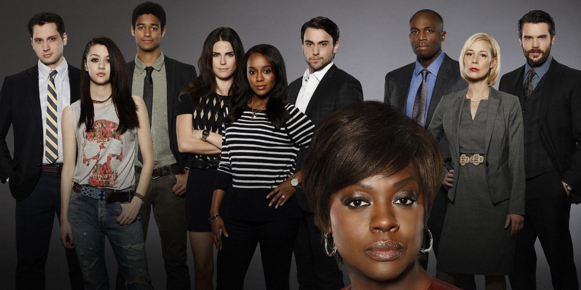 """""""Le regole del delitto perfetto"""", una delle serie TV più attese del 2015"""