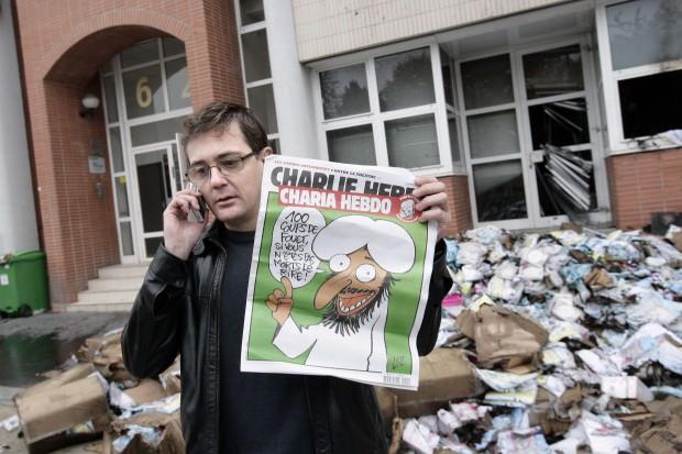 attentato charlie hebdo