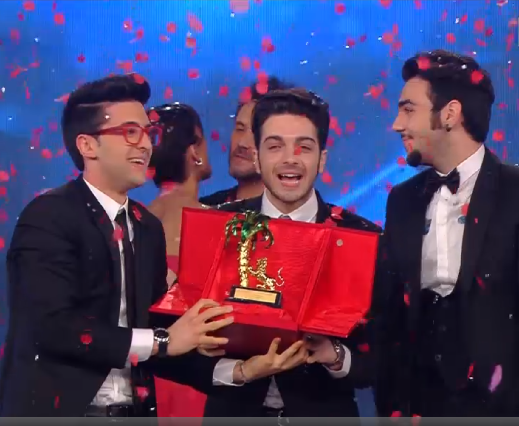 Il Volo trionfa a Sanremo
