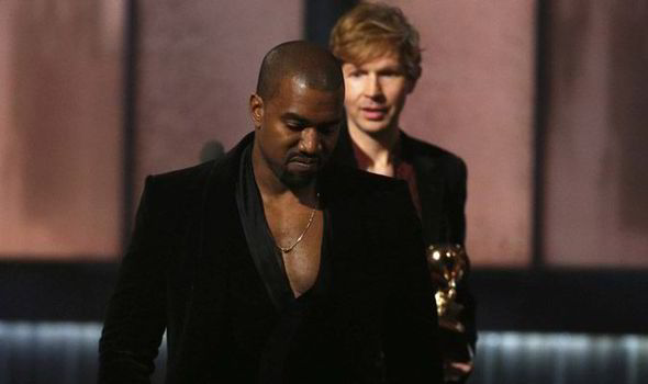 Kanye West contro Beck.jpg