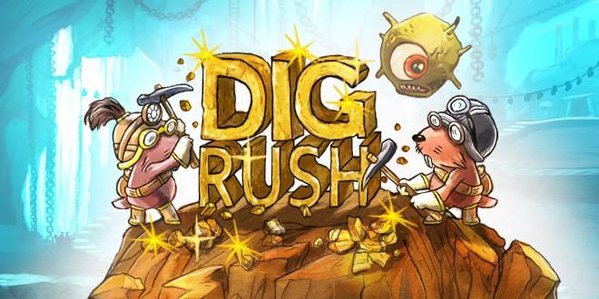 Dig Rush videogioco