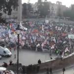 Lega Nord manifestazione