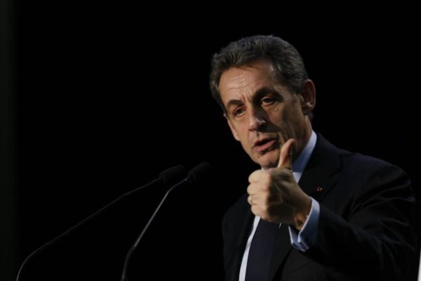 Sarkozy amministrative