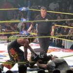 aguayo wrestling