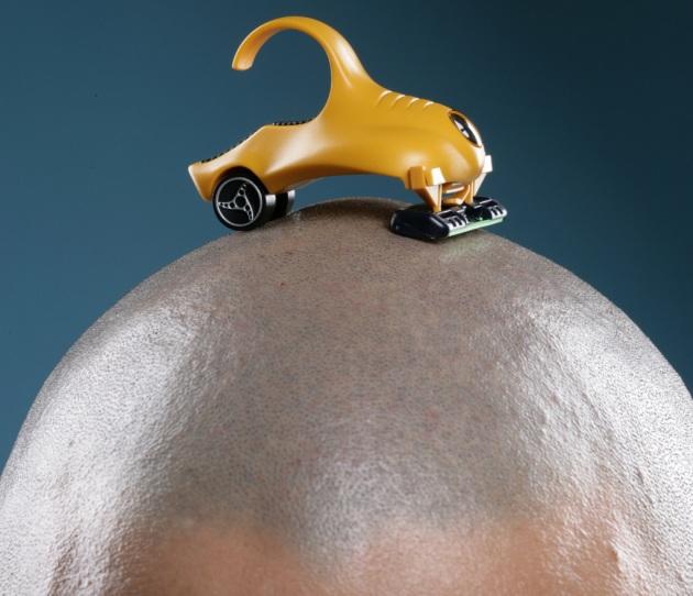 Epilatore non radersi i capelli