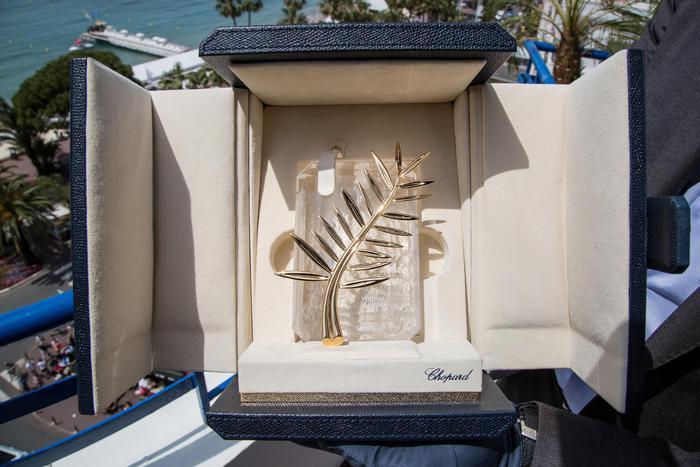 La Palma d'Oro di Cannes