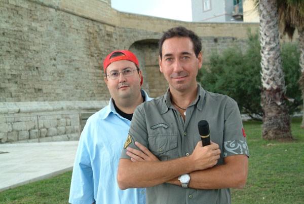 Fabio e Mingo sospesi da Striscia la Notizia