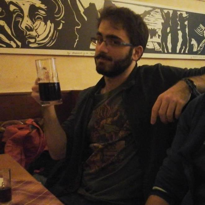 Il giovane studente Domenico Maurantonio