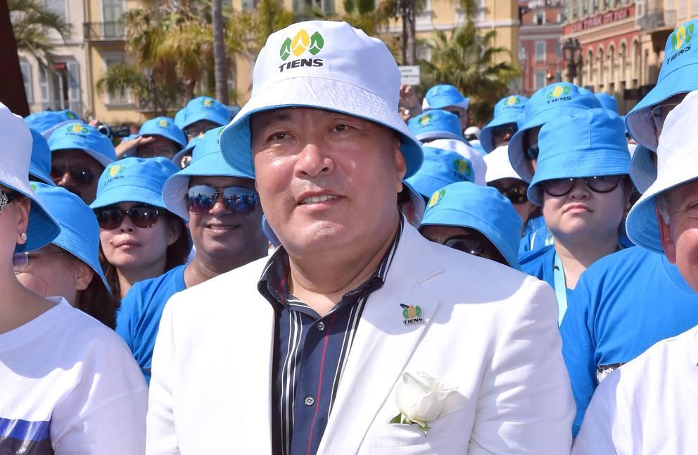 Il miliardario Li Jinyuan