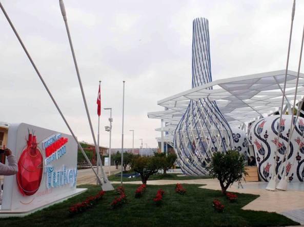 Padiglione della Turchia all'Expo