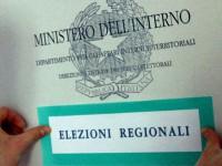 Regionali candidati