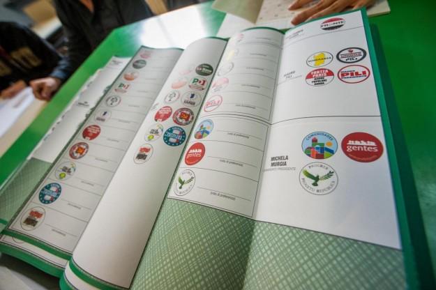 elezioni regionali candidati liste