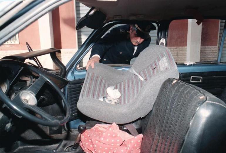 Bambina dimenticata in auto per 3 ore